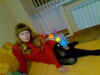 Ирина Окулова, 27 марта 1987, Волгоград, id10802625